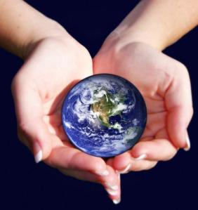 earth-hand