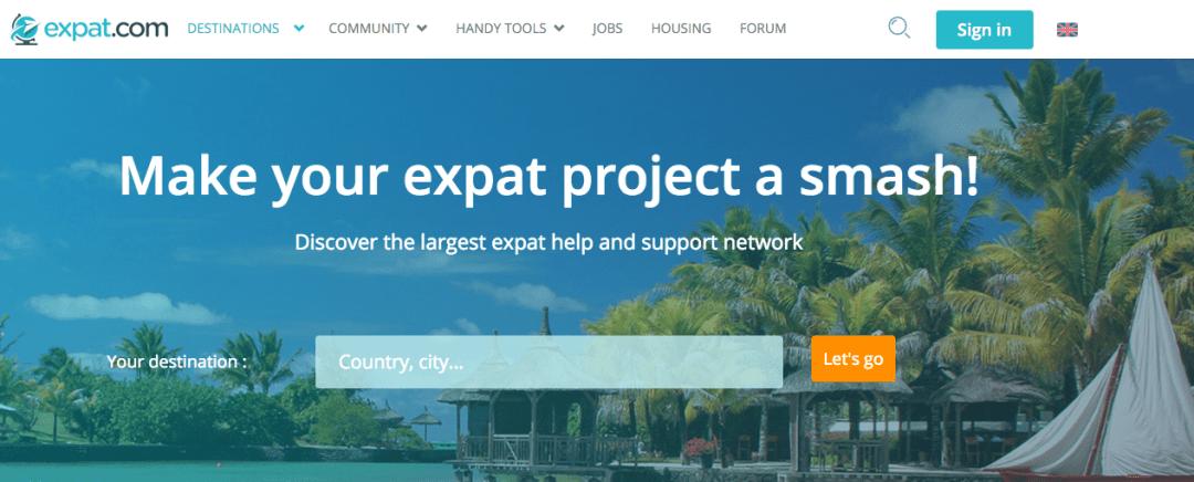 Expat Blog Directory – Expat.com