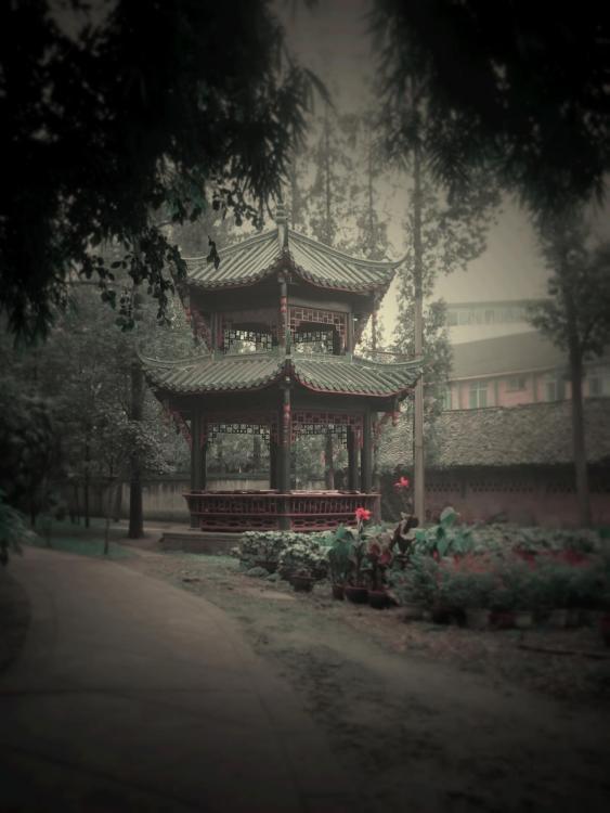 Temples in Chengdu 31