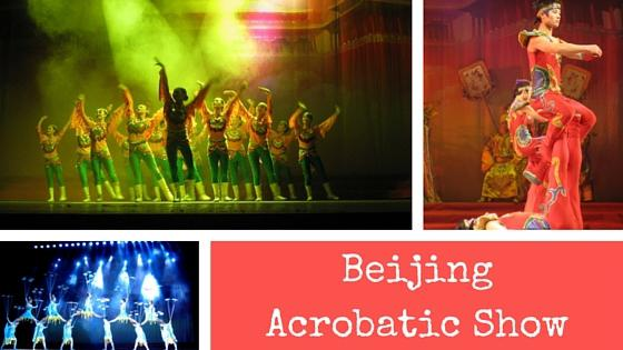 Exploring Beijing Acrobatic Show – My China Experience 17