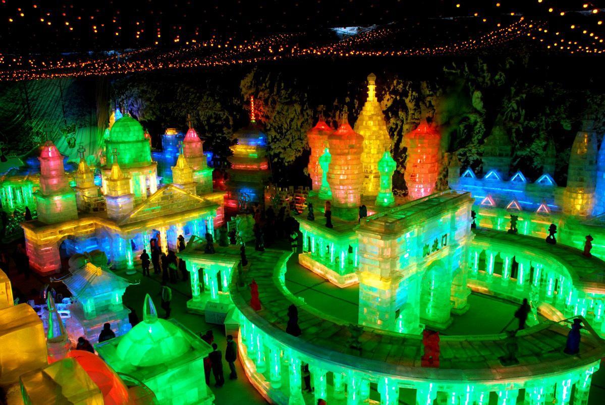 Discover Beijing - Ice Festival 16