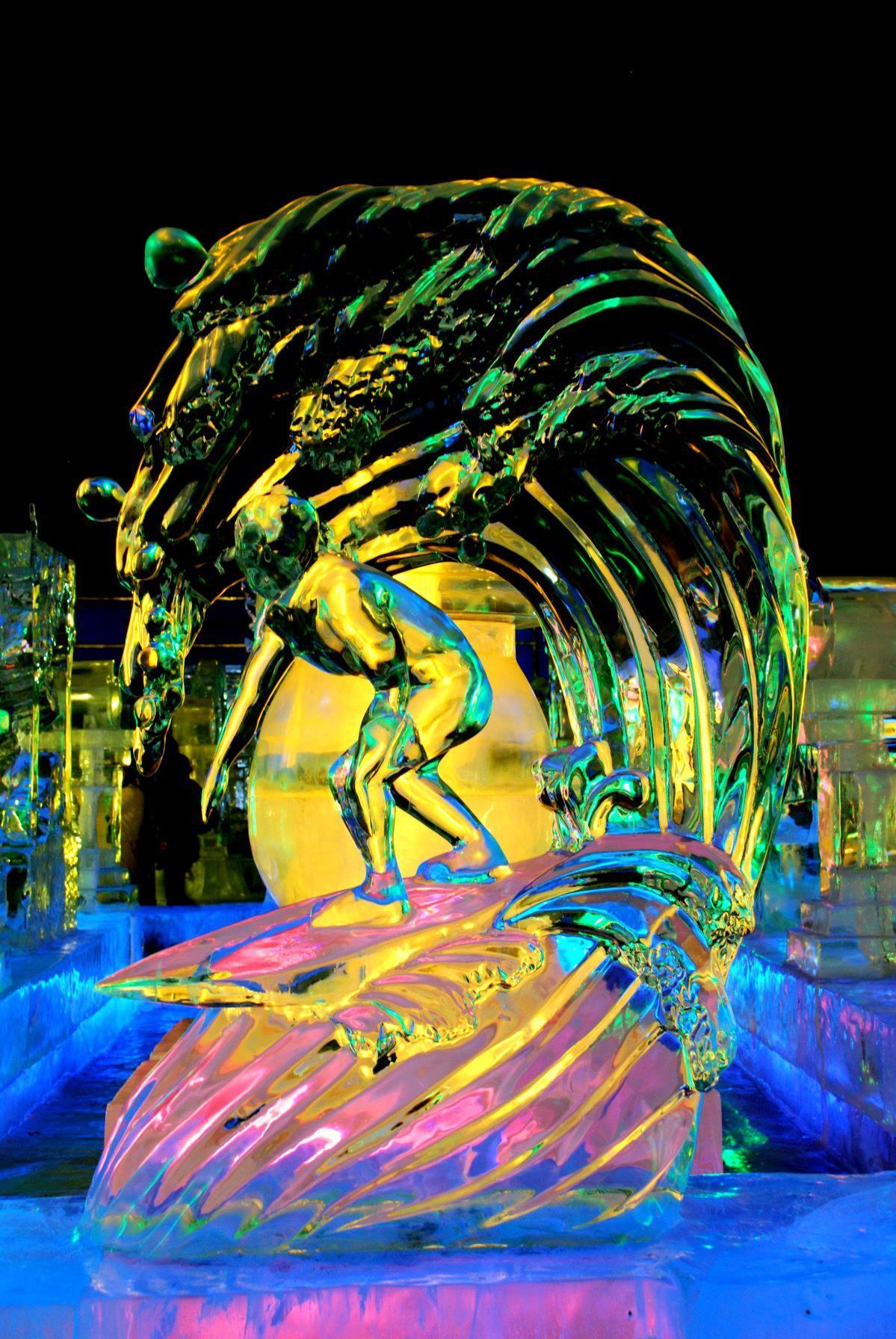 Discover Beijing - Ice Festival 7