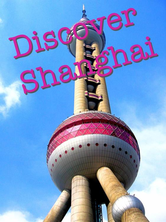 Chinese New Year in Shanghai - Pearl Tower