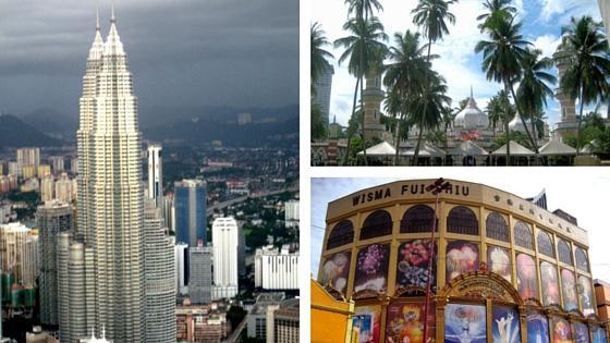Discover Kuala Lumpur in Malaysia