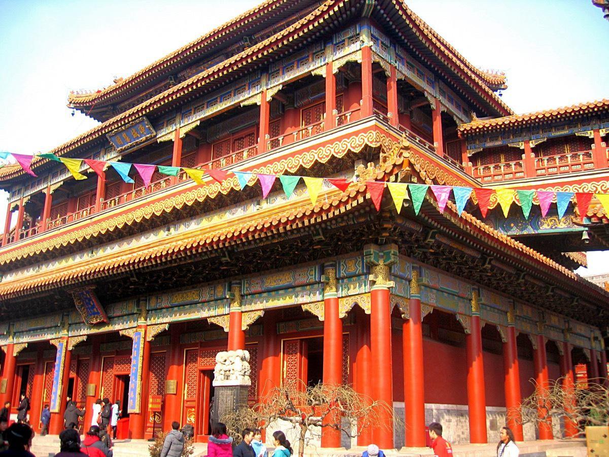 Shanghai Jade Temple