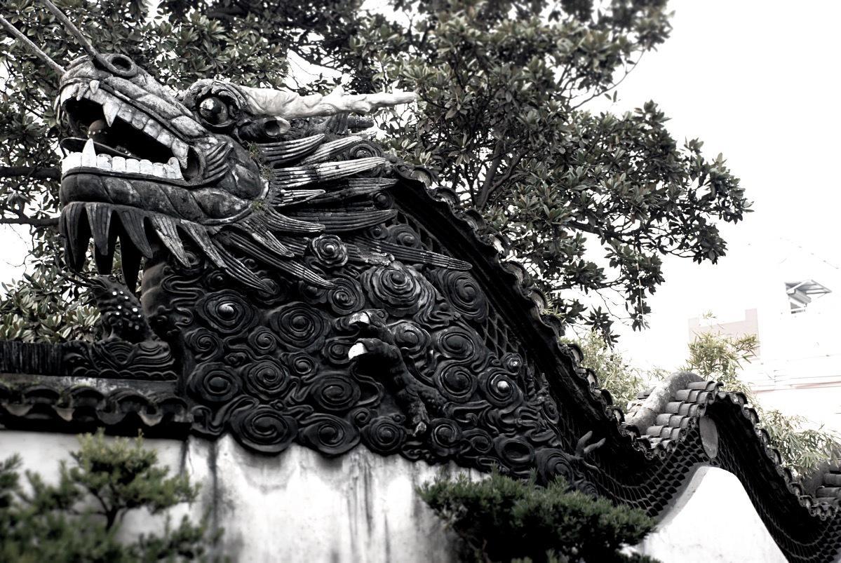 Shanghai Yuyuan Garden 2