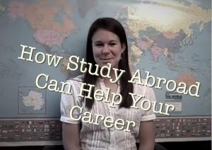 How Study Abroad Can Help Your Career