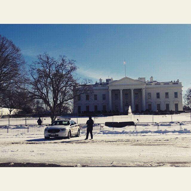 Of course I had to see the White House inhellip