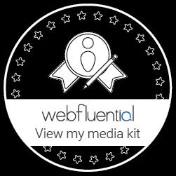 Webfluential Media Kit