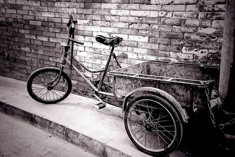 7 million bicycles in Beijing