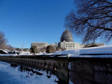 Snow Day in Washington DC 5