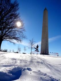 Snow Day in Washington DC 8