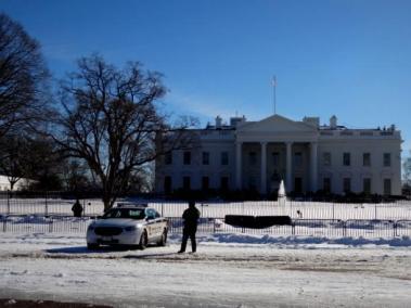Snow Day in Washington DC 9