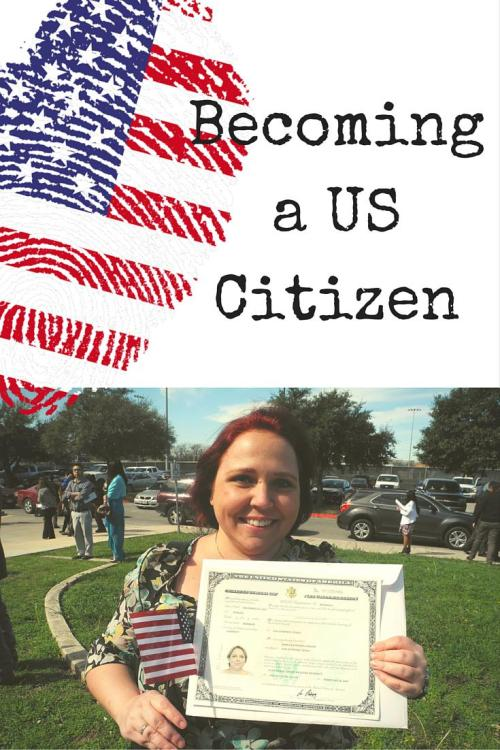 Becoming a US Citizen - US Citizenship Oath Ceremony