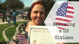 Becoming a US Citizen