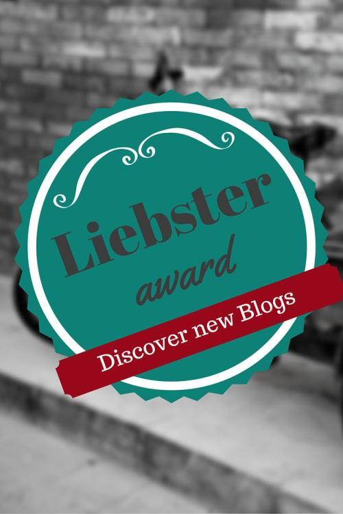 Liebster Award MariaAbroad