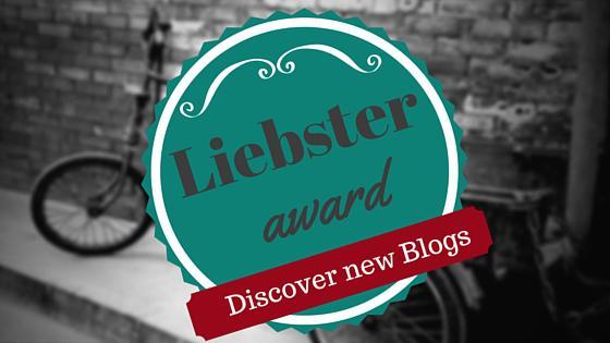 Liebster Award for MariaAbroad