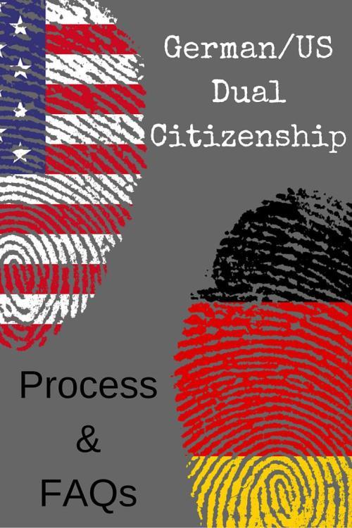 German/US Dual Citizenship Process & FAQs