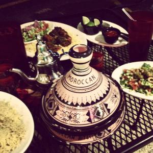 Moroccan Bites - Ethnic Restaurants San Antonio