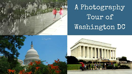 The US Capitol Through the Lens – A Photography Tour of Washington DC