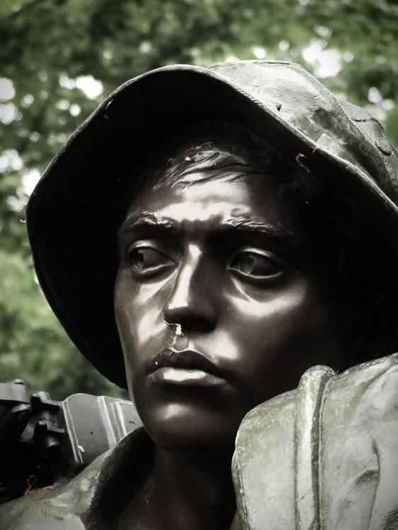 Vietnam Memorial Washington DC - Photography Tour of Washington DC