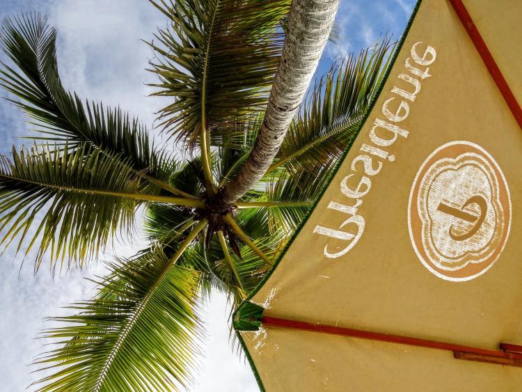Presidente Beer - Dominican Republic Sosua Beach
