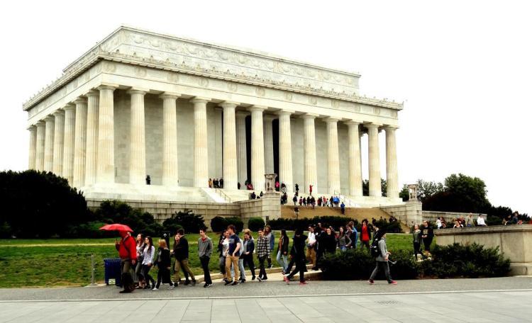 Lincoln Memoria - Photography Tour in Washington DC 2