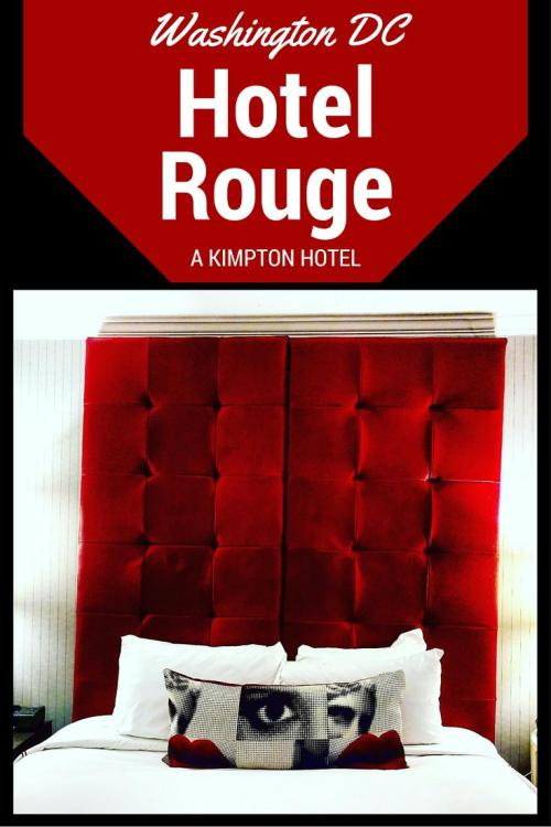 Hotel Rouge Washington DC: Review & Hotel Info