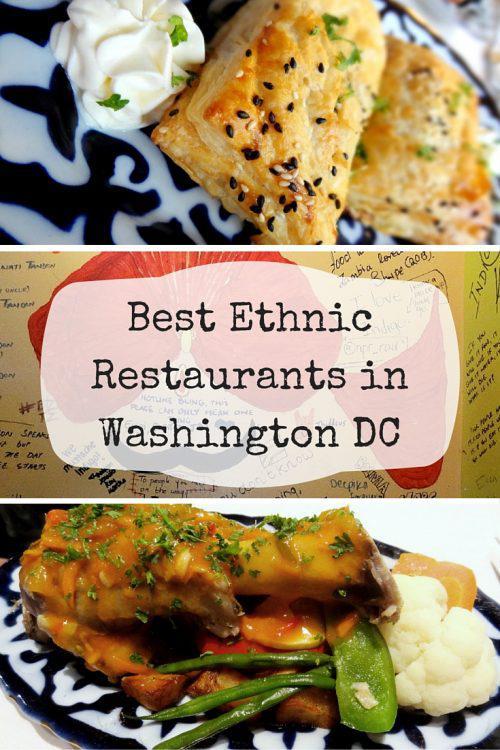 The Best Ethnic Restaurants in Washington DC (1)