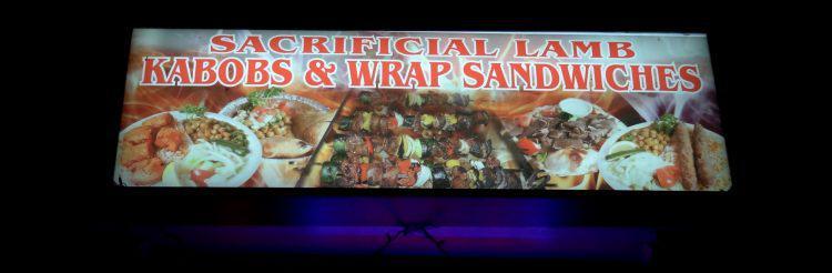 Best Ethnic Restaurants in Washington DC- Sacrificial Lamb