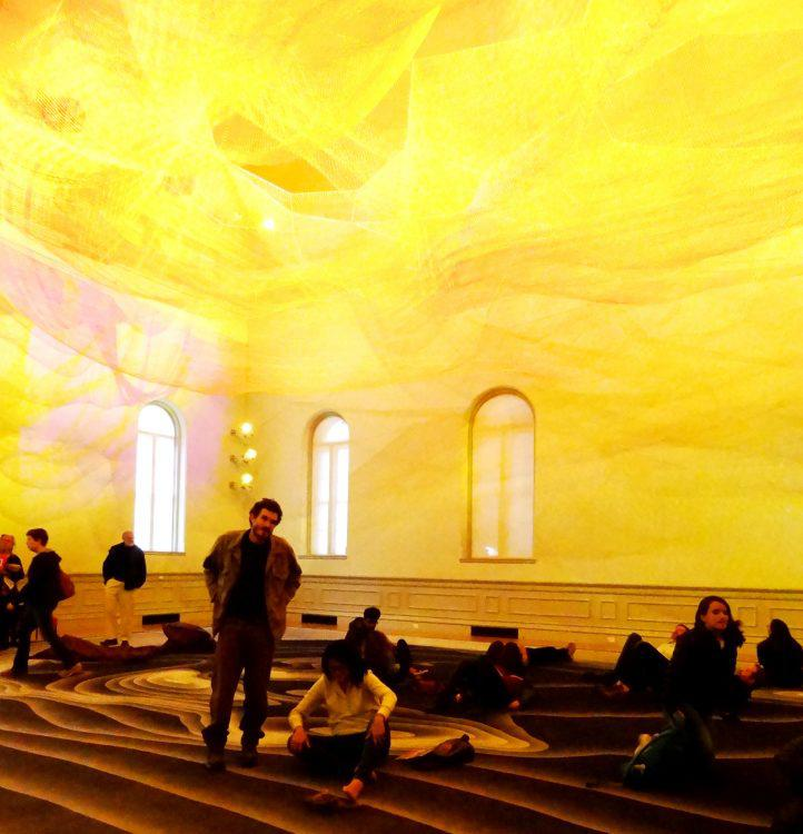 Renwick Gallery Wonders Exhibit Janet Echelman 1