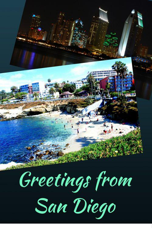 Greetings from San Diego: MariaAbroad Travel Plans for July