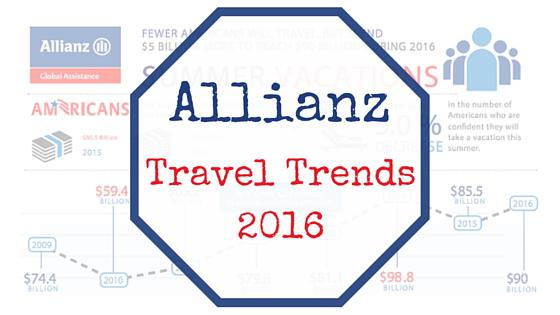 Allianz Travel Trends 2016