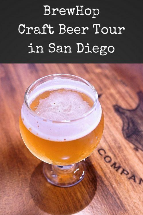 BrewHop Craft Beer Tour in San Diego: Brewery and Tour Review