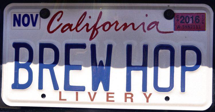 BrewHop Craft Beer Tour in San Diego