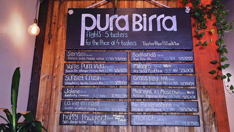 Craft Beer Tour in San Diego: Pure Project