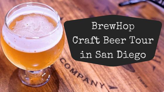 Craft Beer Tour in San Diego with BrewHop