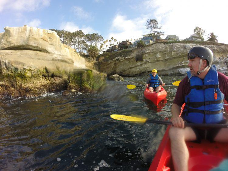 Kayaking in San Diego - Bike and Kayak