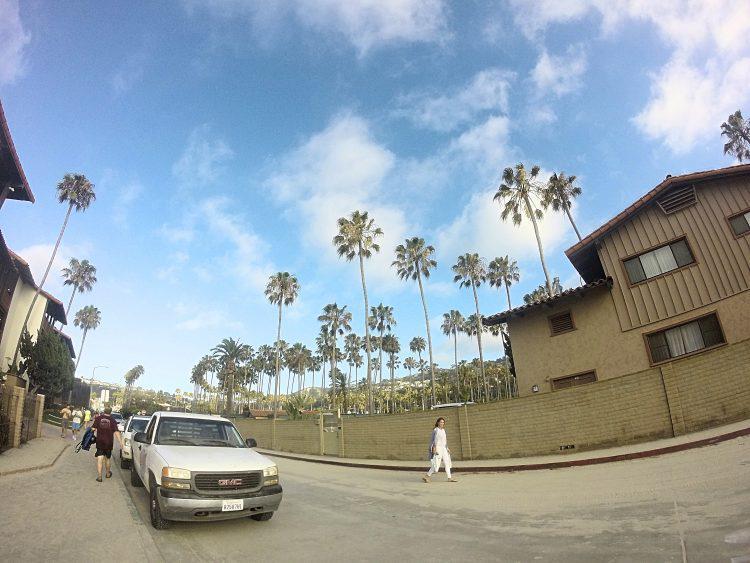 La Jolla Shores - Kayaking in San Diego