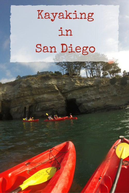 Kayaking in San Diego is such a fun activity. Explore La Jolla caves in an organized kayak tour in la jolla