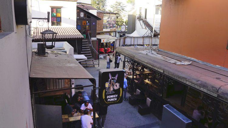 Best Craft Beer in Tijuana - Plaza Fiesta