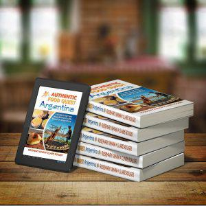 Authentic Food Quest Argentina Book Review & Author Interview