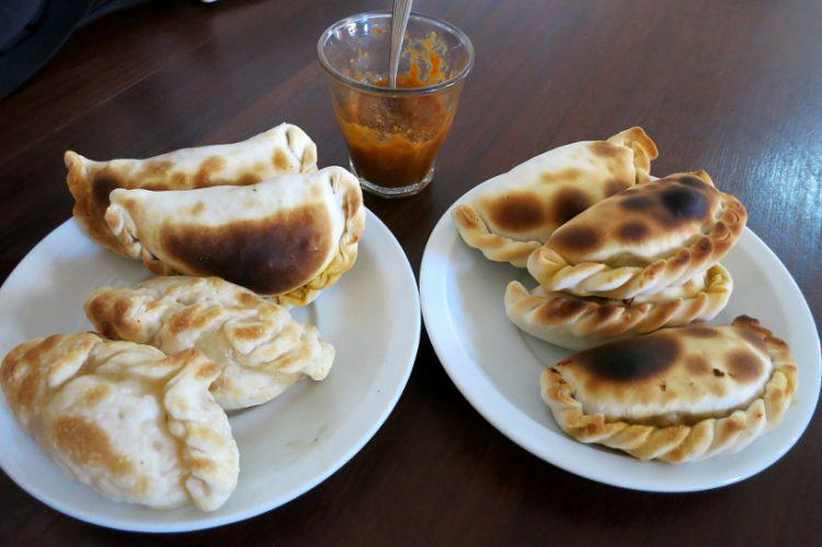 Authentic Food Quest Argentina Book Review - Empeñadas in Argentina