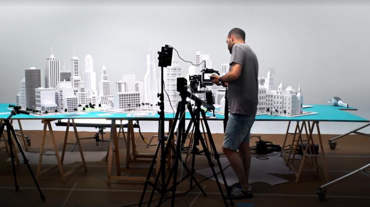 Win a Trip Around the World - Radisson Blu Paper City Behind the Scenes
