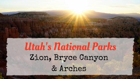 Utah National Parks: Photo Essay