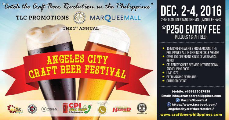Angeles City Craft Beer Festival