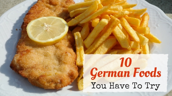 10 German Foods Germans Miss Abroad