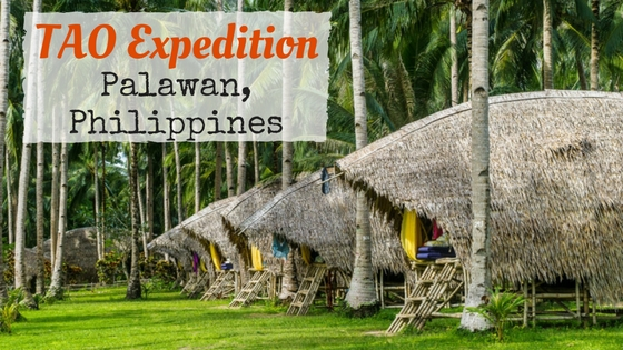 TAO Expedition – Sustainable Travel in the Philippines