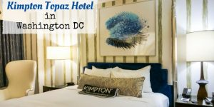 Kimpton Topaz Hotel Washington DC