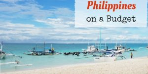 Vacationing in the Philippines on a Budget